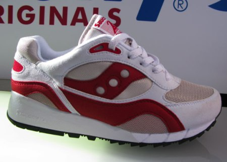 Bread & Butter Winter 2009: Saucony Fall 2009 Shadow 6000 Pack