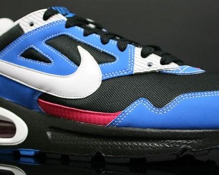 Nike Air Max Skyline Blue-Black-Vivid Pink