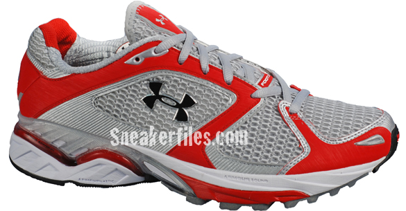 Under Armour Launches Footwear Line