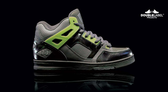 UNKL x DC Shoes Double Label Project