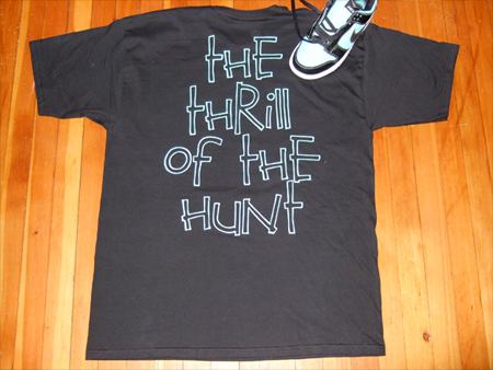 Vandal-A Thrill of the Hunt T-Shirt