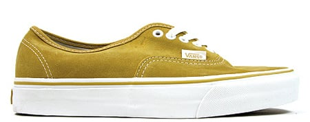 Vans Authentic New Releases