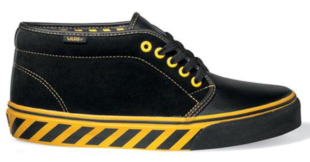 Vans Era & Chukka - Black / Yellow