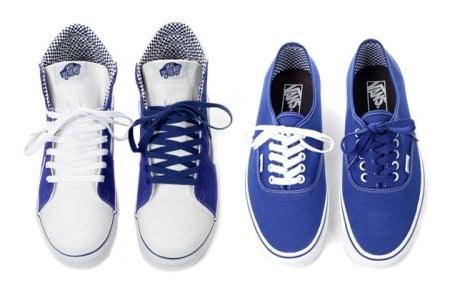 vans blue royal
