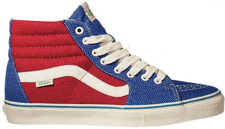 Vans Spring 2009 Collection