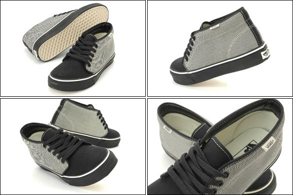 Vans Spring/Summer 2009 Stripes Pack - Chukka & Authentic