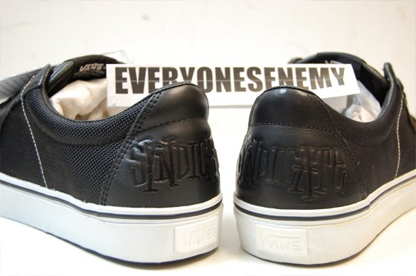 Vans Syndicate x Shawn Stussy