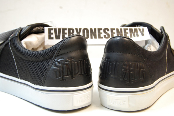 Vans Syndicate x Shawn Stussy