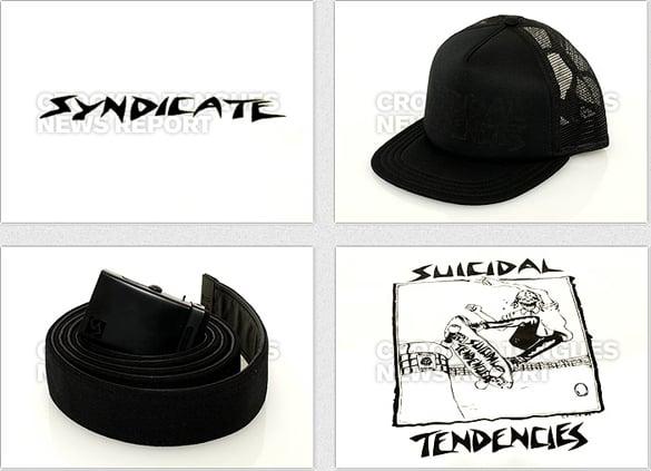 Vans Syndicate x Suicidal Tendencies