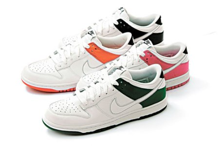 Nike Dunk Low - Spring 2009 Colors