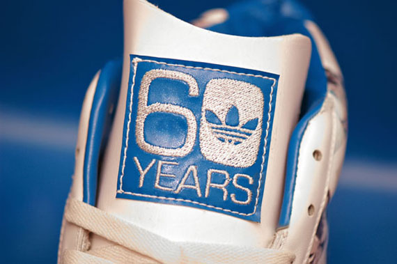 adidas 60 Years of Soles and Stripes Custom Pro Model