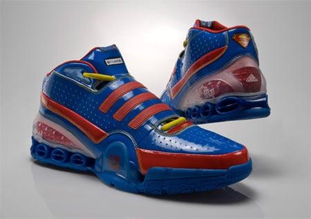 7d9bb854c71fa adidas TS Bounce Commander - Superman. adidas TS Bounce Commander -  Superman. Though Dwight Howard ...