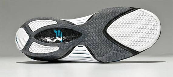 Air Jordan CP3 II - Black / White / Teal
