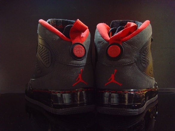 Air Jordan Force IX (9) - White / Black - Varsity Red | Playoff Pack