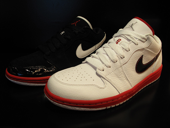 Air Jordan I (1) Low Phat - Portland Trailblazers