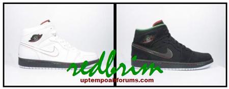 Air Jordan I (1) Retro - May 2009 Quickstrikes