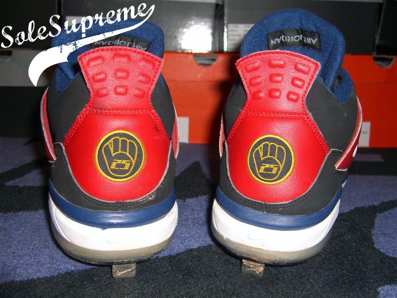 Air Jordan IV (4) Retro - Andruw Jones Player Exclusive (PE)