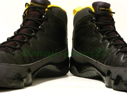 Air Jordan IX (9) Player Exclusive - Marcus Jordan  310ea8ebcb