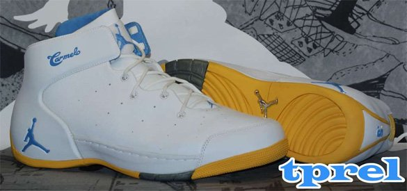 Air Jordan Melo 1.5 & M3 - Carmelo Anthony Player Exclusives (PE)
