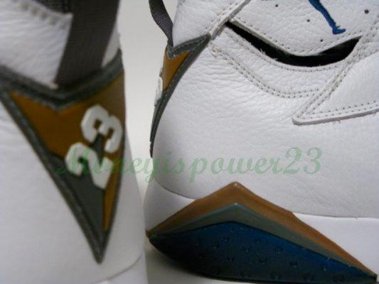 Air Jordan VII (7) Retro - Rip Hamilton Wizards Player Exclusive (PE)