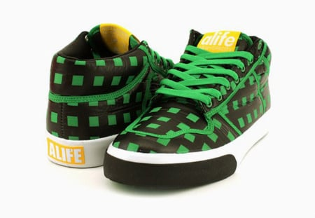 "Alife Everybody Mid Parachute ""Checkers"""