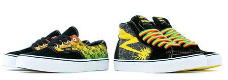 Bad Brains x Vans - Sk8 High & 46 LX