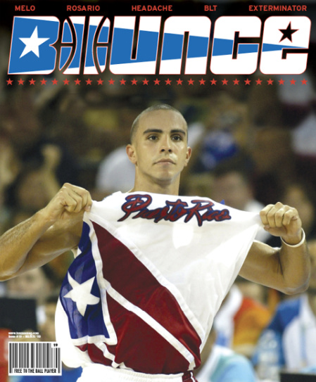 Bobbito's Bounce Magazine Issue #19 Now Online
