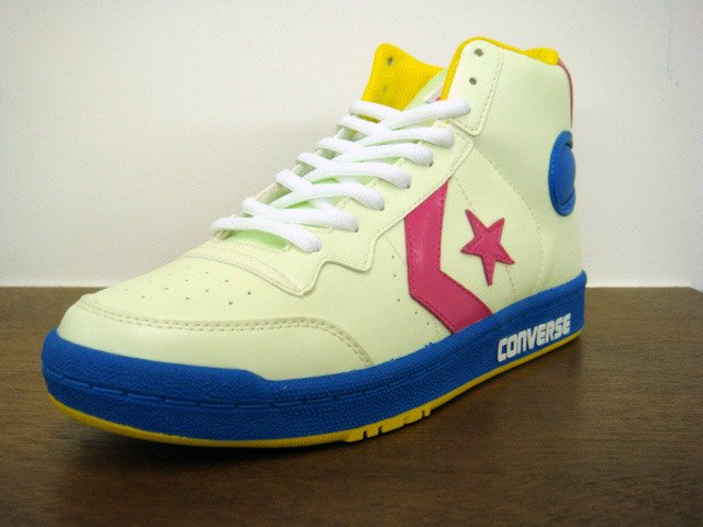 Converse All Star Owari-Shippo High - Glow in the Dark
