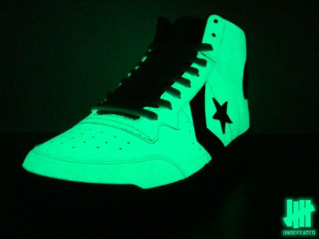 Converse All Star Owari-Shippo High - Glow in the Dark