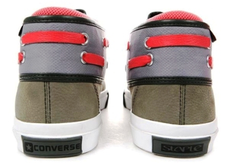 Converse Staple Sea Star Pigeon High