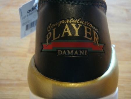 "adidas EQT Basketball Low ""Damani"""