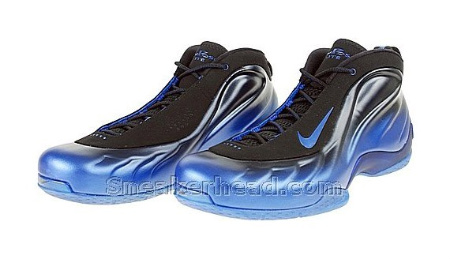 Nike Foamposite Lite Black/Royal