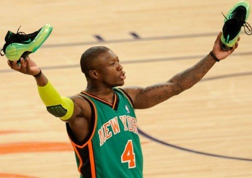Kryptonate Nate Robinson Green Shoes