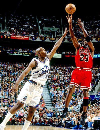 Michael Jordan To Enter Hall of Fame in 2009