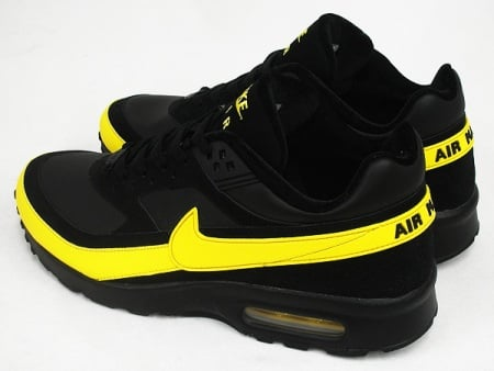 Nike Air Max Classic BW Black/Varsity Maize