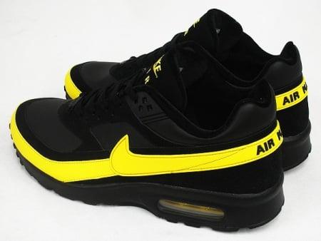 nike air max 90 zwart geel