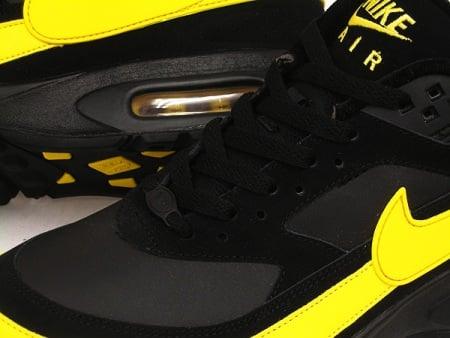 Nike Air Max Classic BW Black/Varsity Maize