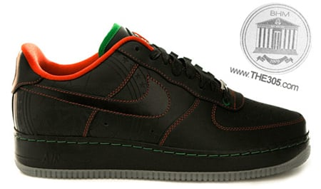 Nike Air Force 1 (One) - Black History Month 2009