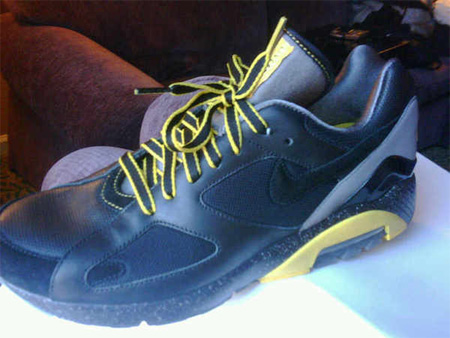 Nike Air Max 180 Lance Armstrong - Live Strong