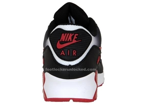 Nike Air Max 90 - Black / Red