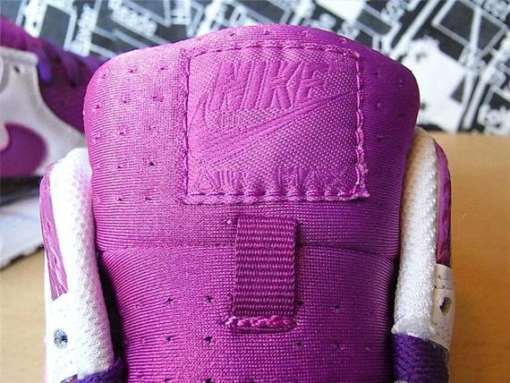 Nike Air Max 90 Sample - White / Purple / Black