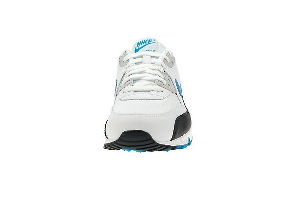 Nike Air Max 90 - White / Dark Turquoise / Black / Grey