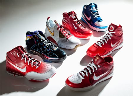 Nike All Star 2009 Collection  ac27970a3aad