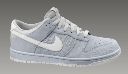 Nike Dunk Low Supreme - Neutral Grey / White