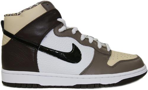 Nike Dunk SB High Ferris Bueller Boulder / Black