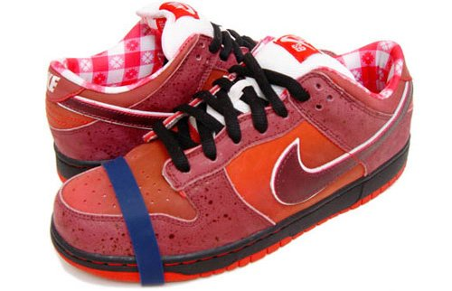 Nike Dunk SB Low Lobster Sport Red / Pink Clay