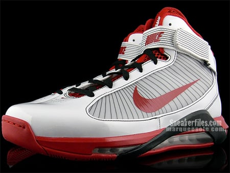 050e369d8 Nike Hypermax Player Exclusive (PE) - Jermaine O Neal
