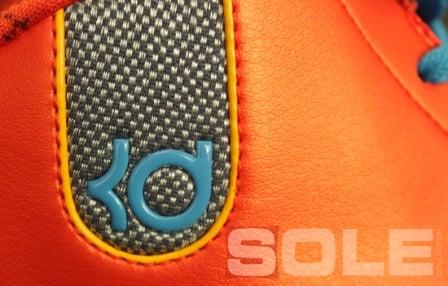 Nike Kevin Durant KD1 - Rookie/Sophomore Game 2009