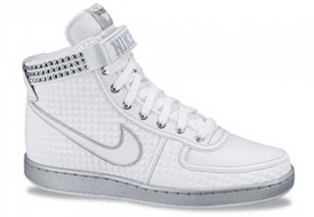 Nike Vandal High Supreme - White / Silver