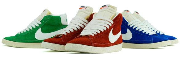 Nike Vintage Blazer High